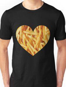 Fries Love Unisex T-Shirt
