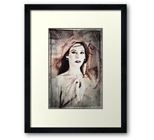 This Quiet That I've Chased Framed Print