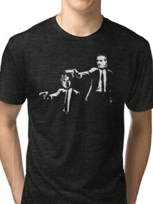 Game Of Thrones Pulp Fiction Tri-blend T-Shirt