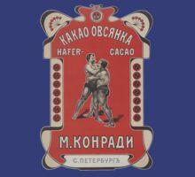 Vintage USSR Boxing by kustom