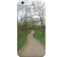 French Path iPhone Case/Skin