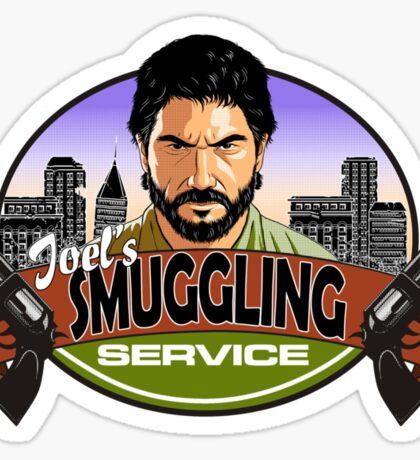 Joel's Smuggling Service Sticker