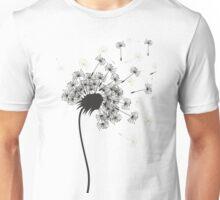 Flower a dandelion Unisex T-Shirt