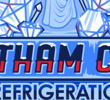 Gotham Refrigeration Sticker