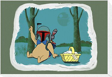 The Best Picnic Basket Hunter in The Galaxy by ToruandMidori