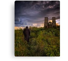 May the Force be with you...! Canvas Print
