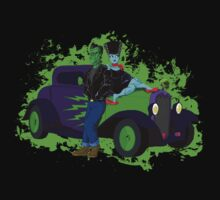 Hotrod Frankenstein by Dancing In The Graveyard