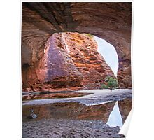 Cathedral Gorge Poster