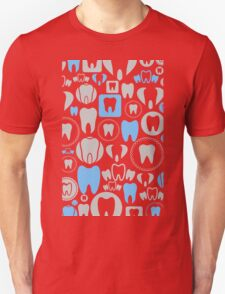 Tooth a background T-Shirt
