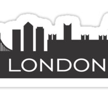 London III Sticker