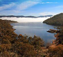 Lake Jindabyne, NSW by Tim Coleman