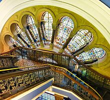 QVB, Sydney by PollyBrown