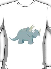 Trikey the Triceratops T-Shirt