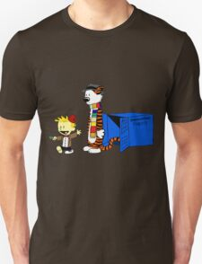 Calvin Who T-Shirt