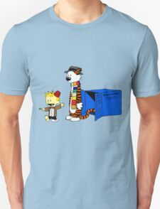 Calvin Who T-Shirt