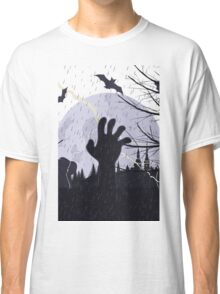 Hand from the earth Classic T-Shirt