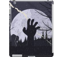 Hand from the earth iPad Case/Skin