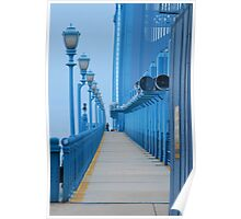 a long way away ( Bridge series)  Poster