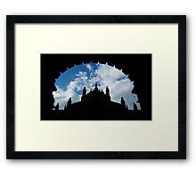 St Giles' Cathedral, Edinburgh. Framed Print