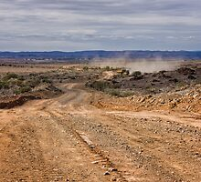 Long and winding road by Chris Brunton
