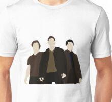 Supernatural- Sam,Dean and Castiel Unisex T-Shirt