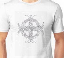Knotwork Celtic Cross Unisex T-Shirt