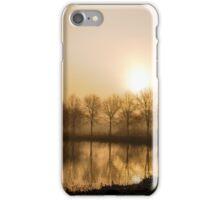 Mystical morning  iPhone Case/Skin
