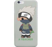 Cute Kakashi iPhone Case/Skin