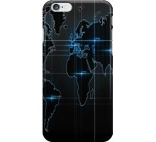 WORLD EARTH IPHONE CASE iPhone Case/Skin