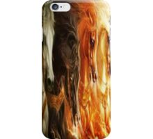 HORSES IPHONE CASE iPhone Case/Skin