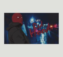 Red Hood - Jason Todd by Bucky Sentry