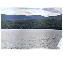 Lake George III Poster