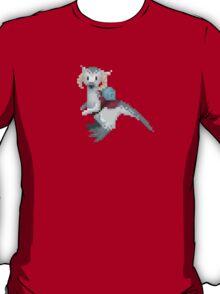 Pixel / 8-bit Star Wars Baby Tauntaun Ram T-Shirt