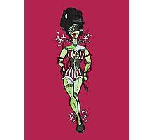 Sparky, Bride of Frankenstein  Photographic Print