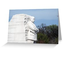 I have a dream.... Greeting Card