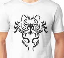 Multicultural Tattoo Tiger Unisex T-Shirt