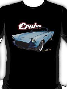 57 T-Bird Cruise T-Shirt T-Shirt