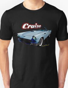 57 T-Bird Cruise T-Shirt T-Shirt