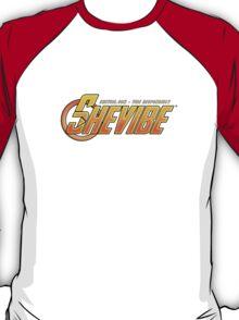 SheVibe Avengers Logo T-Shirt