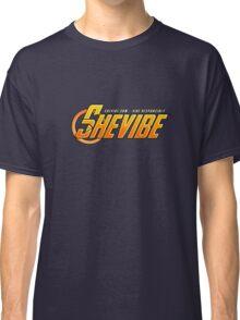 SheVibe Avengers Logo Classic T-Shirt
