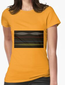 Arctic Monkeys - Do I Wanna Know?  Womens Fitted T-Shirt
