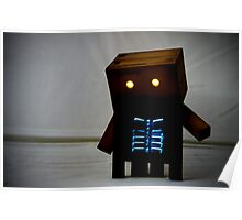 Danbo's X-ray Poster