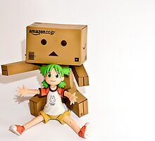Danbo - Pick Me UP! by James Richardson