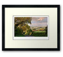 Ilmington Framed Print