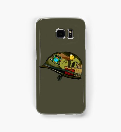 Watchmen - Viet Nam Helmet Samsung Galaxy Case/Skin