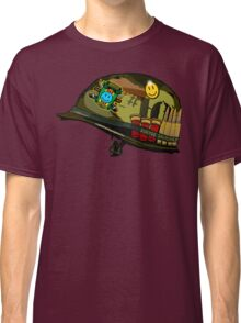Watchmen - Viet Nam Helmet Classic T-Shirt