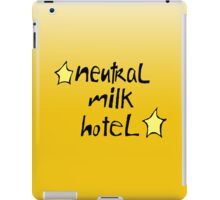 Neutral Milk Hotel (Everything Is) iPad Case/Skin