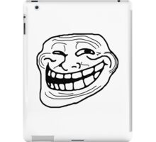 Trollface iPad Case/Skin