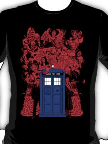 They Have The Phone Box... T-Shirt