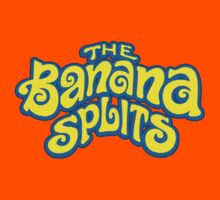 Banana Splits Logo by inkpossible